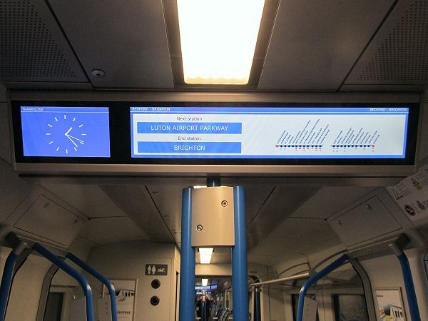 Thameslink Tsgn Class 700 Interiors Mock Up